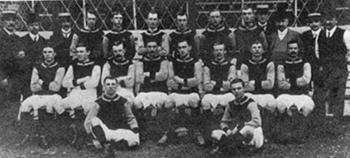 1905-06 squad photograph