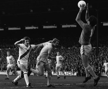 Palace v Burnley 1979