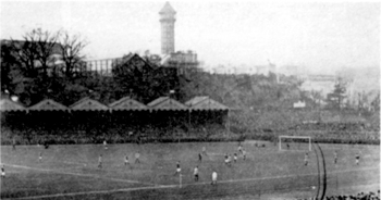 The Crystal Palace Football Ground