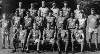 1988-89 squad photograph